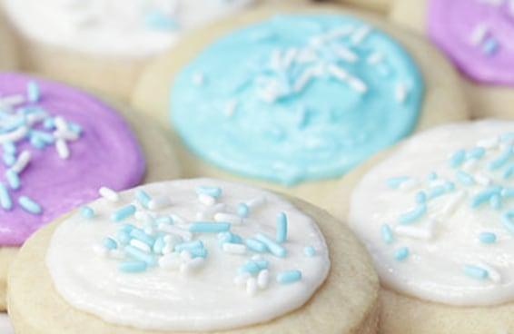 Estes são os biscoitos amanteigados mais macios de todos os tempos