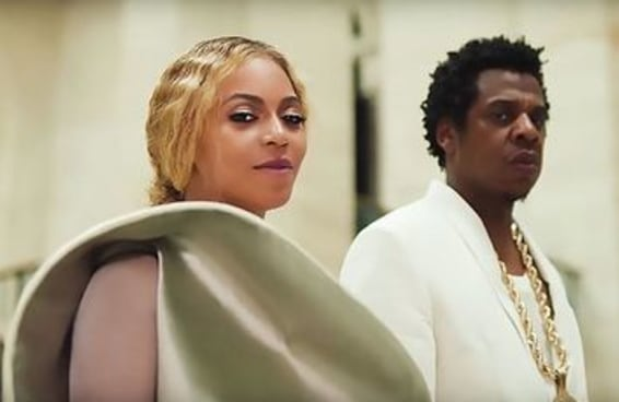 """Aqui está tudo o que você talvez não tenha reparado no clipe """"Apeshit"""" de Beyoncé e Jay-Z"""