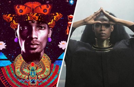 9 expoentes do movimento Afrofuturista no Brasil