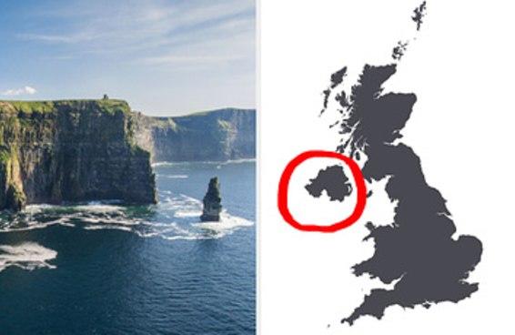 Somente 20% das pessoas conseguem dizer o nome destes países com apenas uma foto. Você consegue?