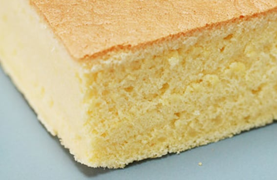 Aprenda a fazer o bolo Kasutera, um tipo de pão de ló muito popular no Japão