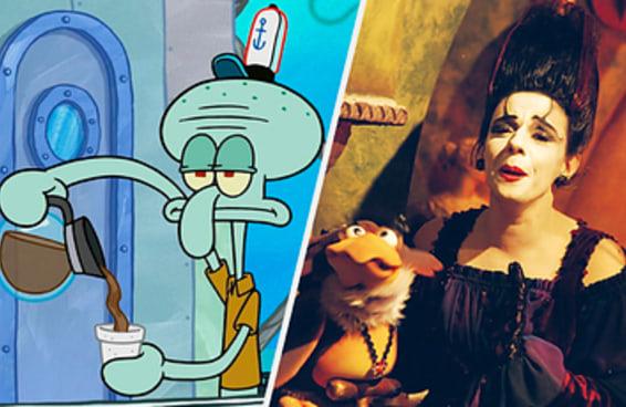 """Que mistura de personagem de """"Bob Esponja"""" com """"Castelo Rá-Tim-Bum"""" é você?"""
