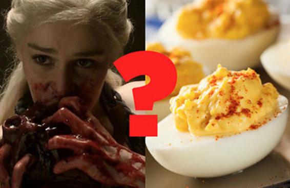 """Qual personagem de """"Game Of Thrones"""" você é baseado nas comidas que você gosta?"""
