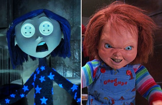19 crianças assustadoras que poderiam ter saído de um filme de terror