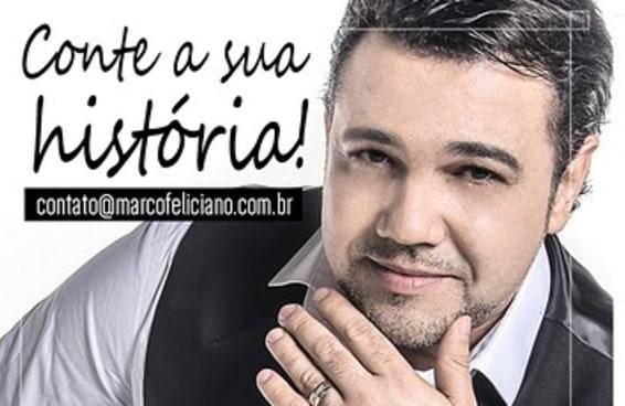 Feliciano pede relatos de milagres e recebe bela história sobre se aceitar gay