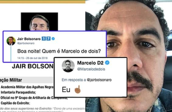 O Marcelo D2 também está EXAUSTO de discutir sobre eleições