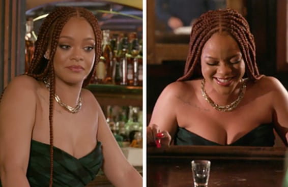 Rihanna deu um conselho sobre sexo que serve pra vida toda