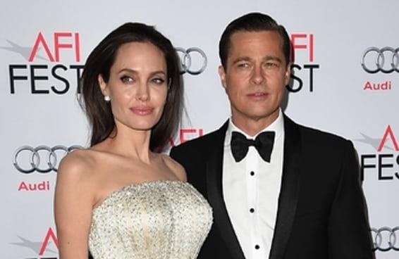 Angelina Jolie entrou com processo para se divorciar de Brad Pitt