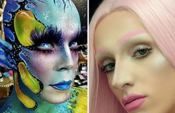 12 drag queens brasileiras que arrasam na maquiagem para você seguir no Instagram