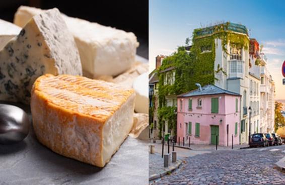 Escolha suas comidas preferidas e diremos onde na Europa você deve morar