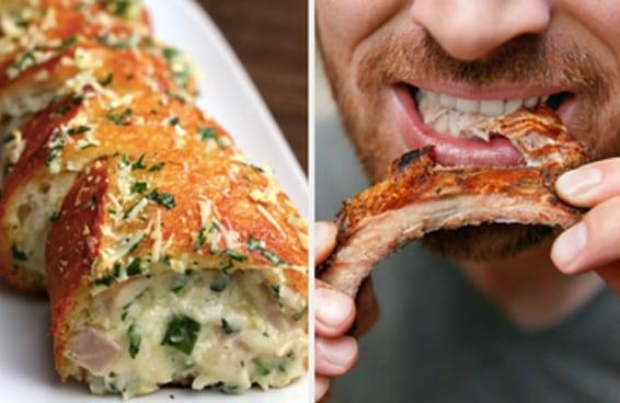 Monte um pão de alho e te diremos quem é você no churrasco