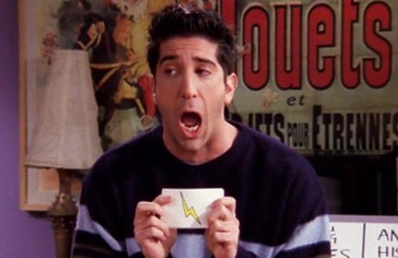 """Você consegue vencer o teste de conhecimentos gerais do Ross em """"Friends""""?"""