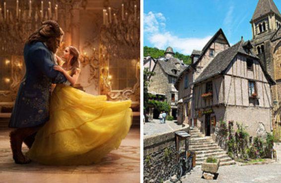 """A cidadezinha francesa que foi inspiração para """"A Bela e a Fera"""" é fofa demais"""
