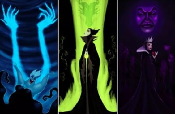 Qual vilão da Disney é o seu alter ego?
