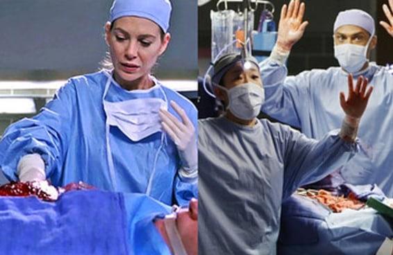 """Momentos de """"Grey's Anatomy"""" que provam que essa é a série mais doida que já passou na TV"""
