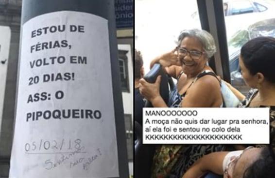 O jeitinho brasileiro é bom, mas o jeitinho carioca é melhor ainda