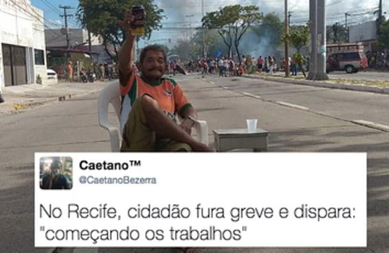 17 tuítes que provam que a greve não afetou o Twitter