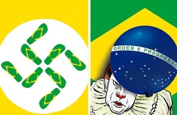 Assim cartunistas internacionais desenharam o resultado das eleições no Brasil