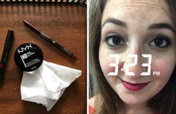 Testei 10 truques de beleza do Pinterest e vários deram certo
