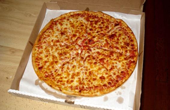 Tudo que você precisa saber sobre a vida e o amor, você pode aprender com a pizza