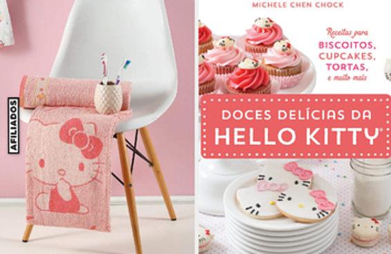 12 produtos para quem AMA a Hello Kitty
