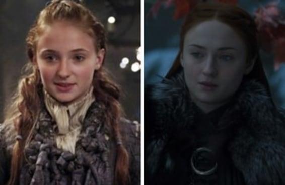 Apenas um lembrete de que Sansa Stark é tão foda quanto seus irmãos