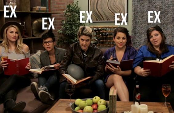 6 tipos de lésbicas com quem você já namorou