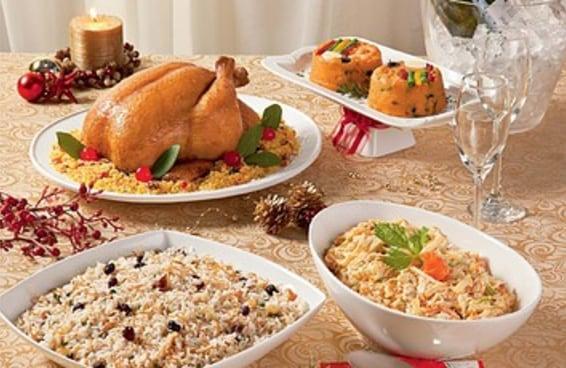 A enquete definitiva sobre as comidas de Natal e Ano Novo