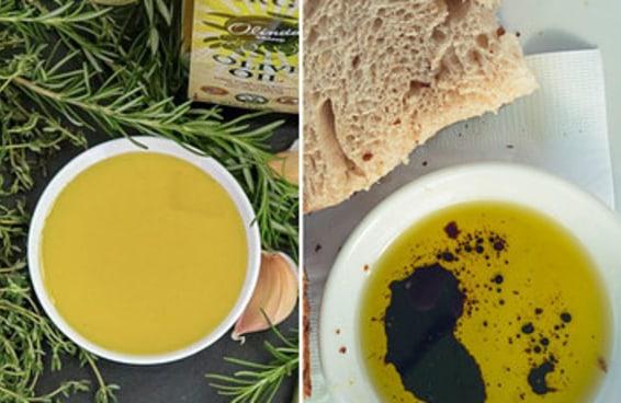Esta é a diferença entre azeite de oliva e azeite de oliva extra-virgem