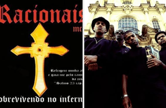 Sobrevivendo no Inferno, álbum clássico do Racionais MC's, segue atual após 23 anos do lançamento