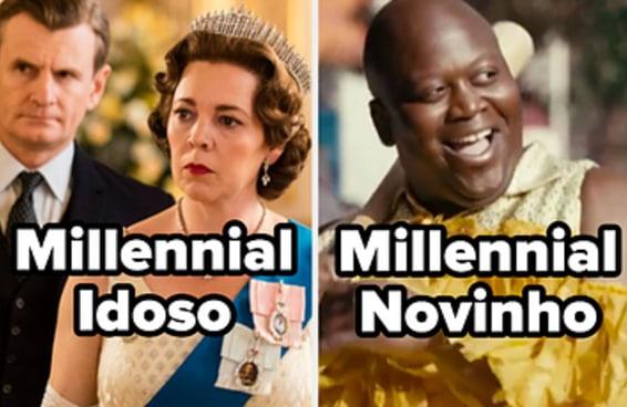 Diga se assistiu ou ignorou estas séries da Netflix e adivinharemos que tipo de millennial você é