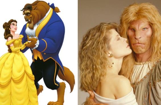 """12 imagens da """"Bela e a Fera"""" pré-Disney que darão um nó na sua cabeça"""