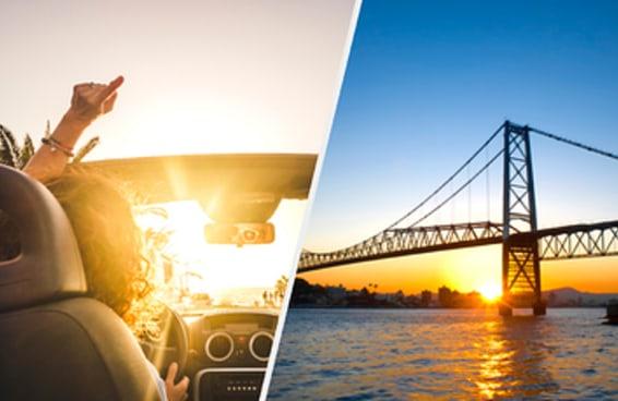 Monte uma playlist de viagem e te daremos um destino para conhecer no Brasil
