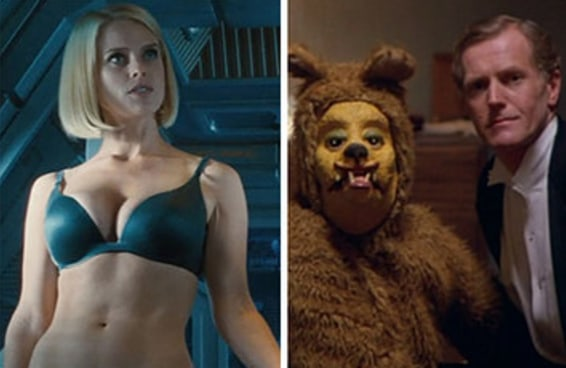 15 cenas nada a ver que nunca deveriam ter entrado nos filmes