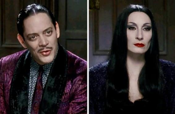 Viva um dia bem trevoso e diremos com qual personagem da Família Addams você se parece