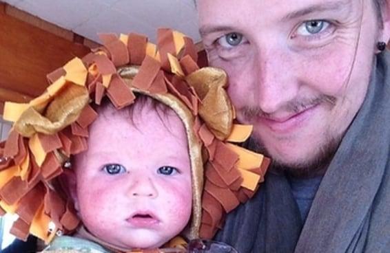 Esta criança pode ser o primeiro bebê a ter um documento oficial sem seu sexo discriminado