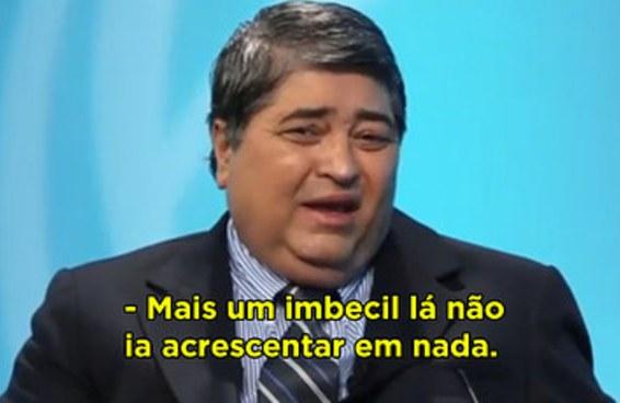 Datena diz que seria um péssimo político em vídeo de 2012