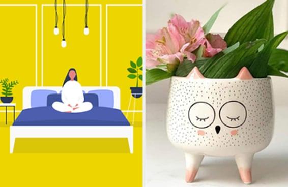 18 itens de decoração para deixar o seu quarto mais aconchegante