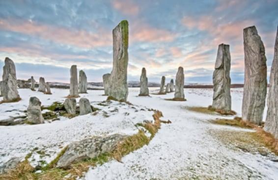 """21 lugares na Escócia que parecem ter saído de """"Frozen"""""""