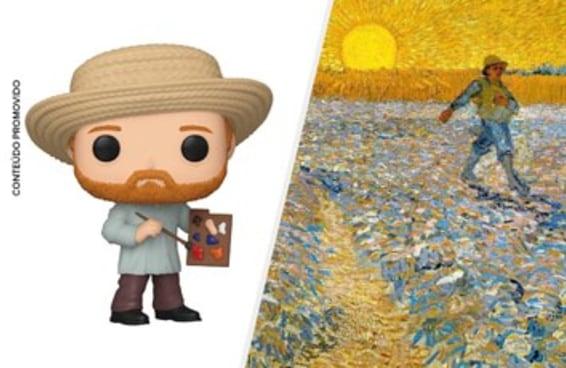 24 produtos para quem é muito fã das obras do Van Gogh