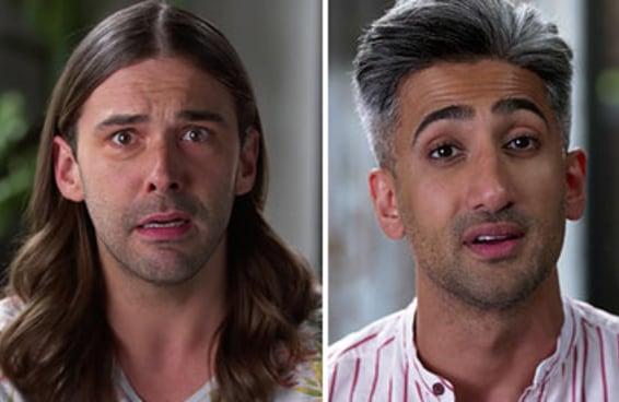 """Qual membro do """"Queer Eye"""" seria o seu melhor amigo na vida real?"""
