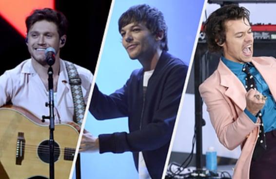 Esse teste vai revelar qual membro do One Direction é sua alma gêmea