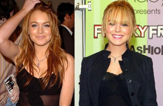 23 looks da Lindsay Lohan que merecem ir para o quinto dos infernos ou para um museu