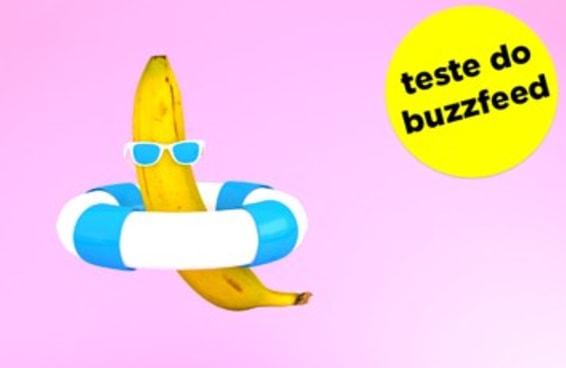 Qual banana você é?