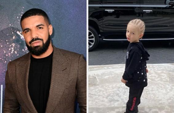 As fotos do primeiro dia de aula do filho do Drake são fofas demais