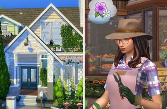 """Monte uma casa no """"The Sims"""", e revelaremos onde você vai morar"""