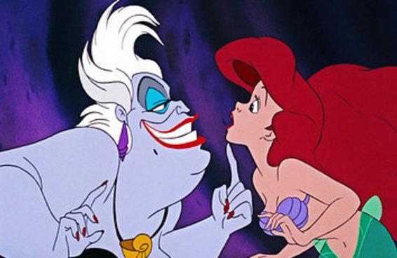 Essa análise jurídica do contrato entre Ariel e Úrsula é maravilhosa