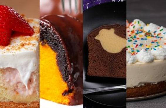 Este teste vai provar se você realmente gosta de bolo