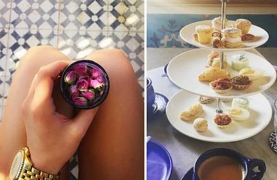 19 fotos que vão deixar os amantes de chá hipnotizados