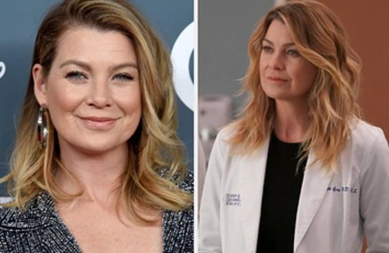 Ellen Pompeo foi muito sincera e disse que continuou em Grey's Anatomy por causa do dinheiro